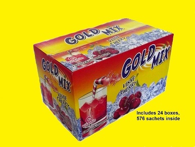 Instant Drink Gold Mix