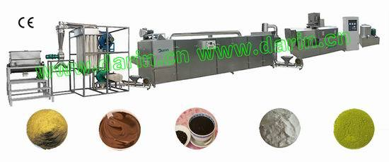 Instant Powder Processing Line