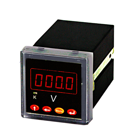 Instrument Voltmeter