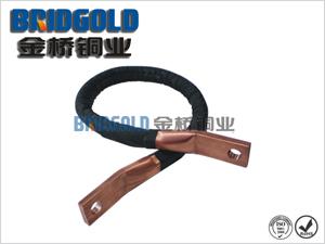 Insulated Copper Ground Strap