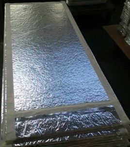 Insulated Plate Used For Regrigerator