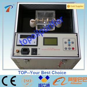 Insulating Oil Breaking Down Voltage Analyzer Iij Ii