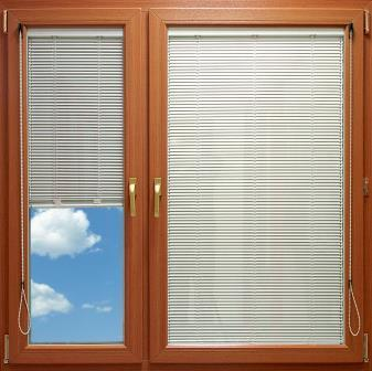Integral Blinds Izoglas