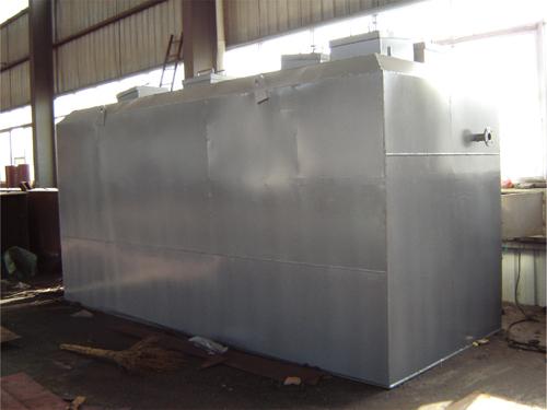 Integrated Biochemical Sewage Treatment Equipment