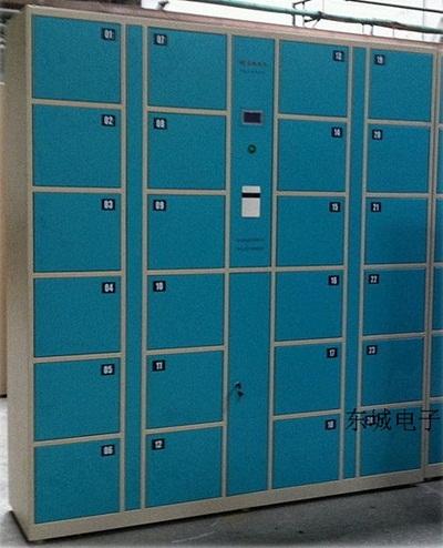 Intelligent Card Electronic Locker