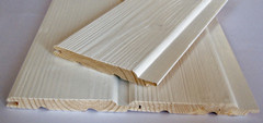 Interior Panels For Wooden House Spruce