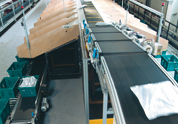 Interwoven Pvc Conveyor Belts