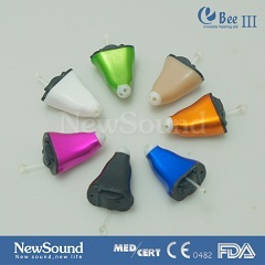 Invisible Digital Cic Hearing Aids Super Small