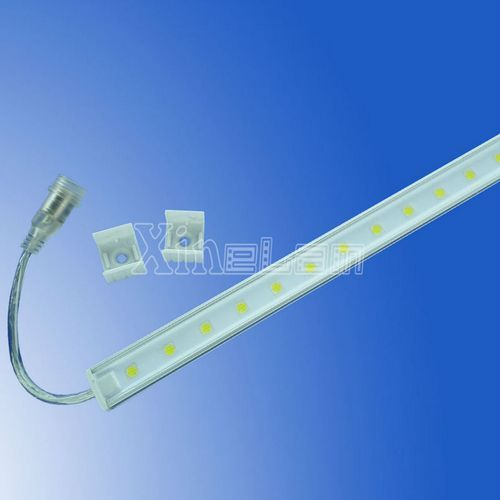 Ip65 Luminous Efficiency 100lm W Dc12v Corner Led Cabinet Light Bar