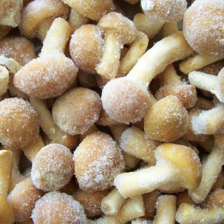 Iqf Frozen Nameko Mushroom
