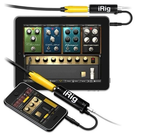 Irig Mobile Guitar Interface For Iphone