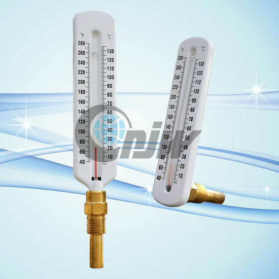 Iron Hot Water Thermometer