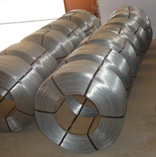 Iron Wire Galvanized For Sale