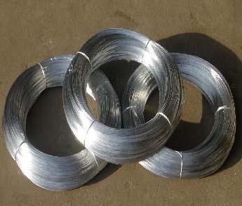 Iron Wire Galvanized Pvc Coated