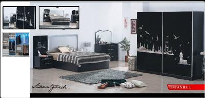 Istanbul Bedroom Furniture Sets