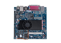 Itx 1037p 10cd8 Mini Embedded Motherboard With Intel Celeron 1037u Processo