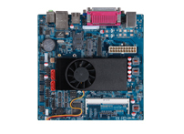 Itx 1037p At Mini Embedded Motherboard With Intel Celeron 1037u Processor