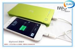 Iwo P40 Power Blade Universal Mobile Station 12000mah Travel Bank