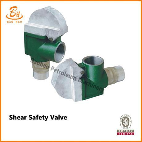 Ja 3 Type Of Shear Relief Valve For Oil Drilling Mud Pump Parts