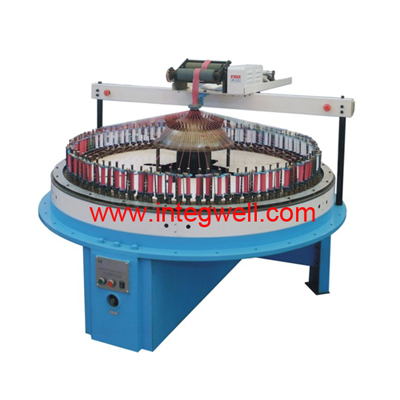 Jacquard Lace Braiding Machine