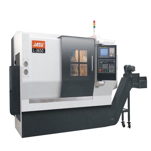 Jasu L 3650 2 Axis Linear Guide Horizontal Cnc Lathe Machine