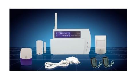 Jc N001 Gsm Smart Alarm System