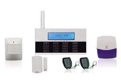 Jc N002 Gsm Home Security Alarm System