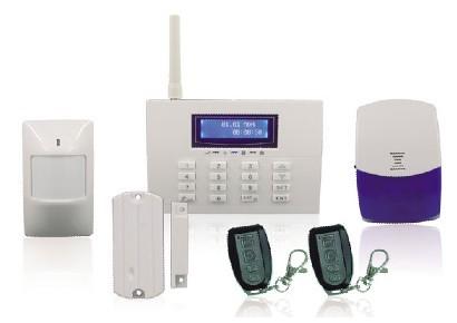 Jc N003 Professional Gsm Alarm System