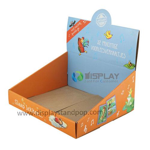 Jc Pop Custom Corrugated Cardboard Counter Displays