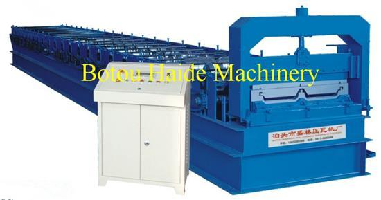 Jch 820 Folding Roll Forming Machine