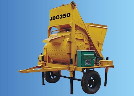 Jdc350 Cement Batch Mixer