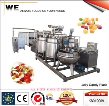 Jelly Candy Machine For Making