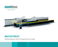 Jetconvection Flat Glass Tempering Furnace