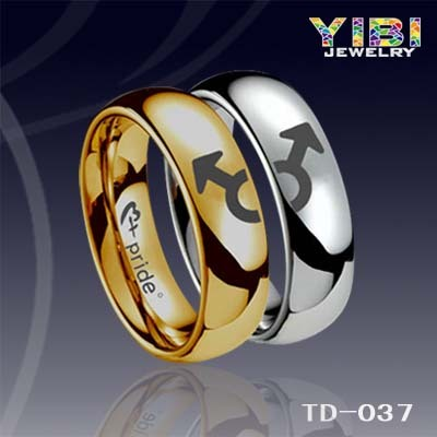 Jewellery Models Luxury Fashion Jewelry Tungsten Ring Accesories Ch