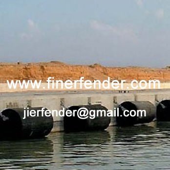 Jier Cylindrical Rubber Fenders