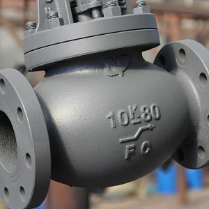 Jis Marine Cast Iron Valves