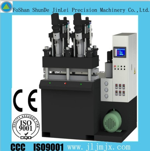 Jls Series Diamond Wire Saw Special Rubber Injection Machine