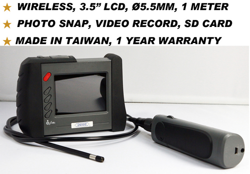 Jm Series Wireless Video Borescope