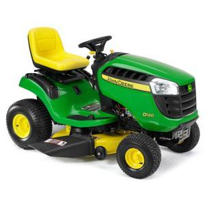 John Deere D120 42 In 21 Hp Front Engine Hydrostatic Riding Mower