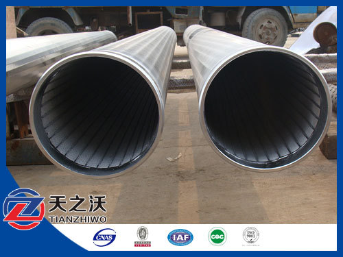 Johnson Type Well Screen Pipe Supplier