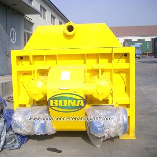 Js2000 Concrete Mixers