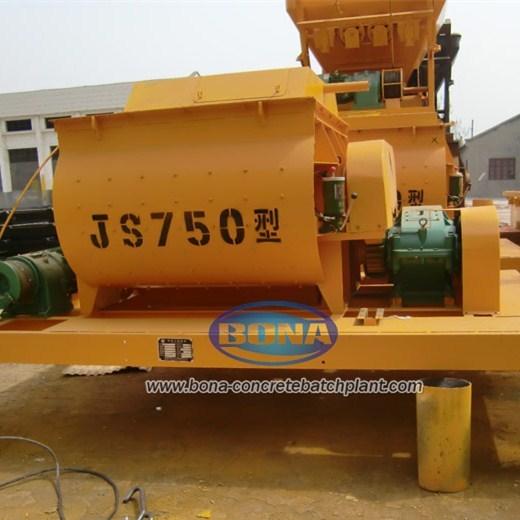 Js750 Concrete Mixers