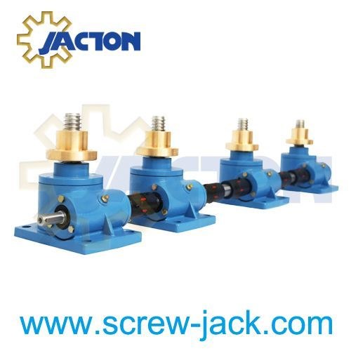 Jtw Series Machine Screw Jacks