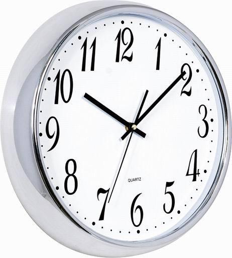 Jx Cw 608 Plastic Wall Clock