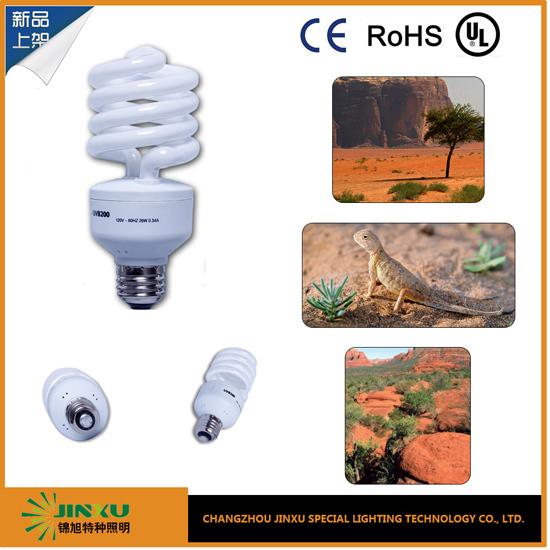 Jx Lighting 5 0 10 Reptile Desert Compact Fluorescent Uvb Bulb