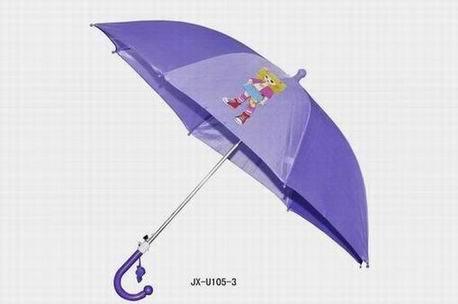 Jx U105 Auto Open Children Umbrella