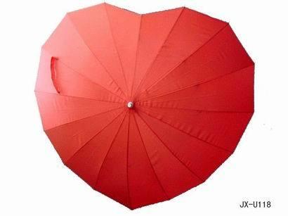 Jx U118 Love Umbrella
