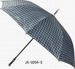 Jx U204 Auto Open Straight Umbrella
