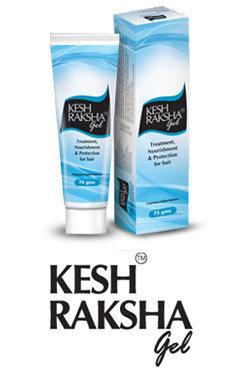 Keshraksha Gel Hair Fall And Premature Greying Of