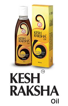 Keshraksha Oil Solution For Hair Fall